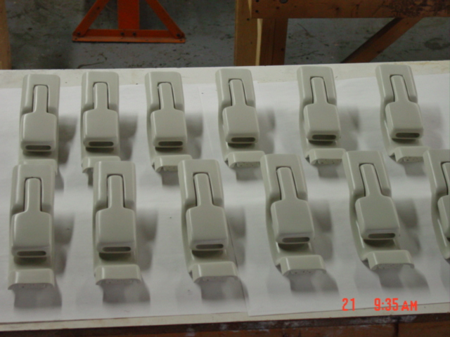 Plastic Component Part